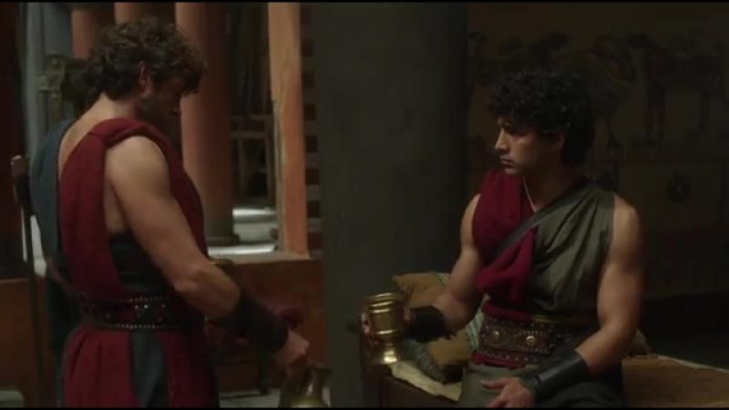 Одиссей s01e08 Odysseus Il ritorno di Ulisse 2013 ozv BaibaKo