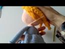 Kafanın Gövdeye Dikimi sew head to body Amigurumi Teknikleri