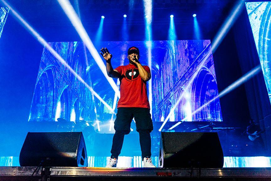 Eminem 2016 на сцене