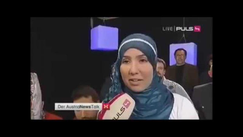 Lügende Muslimin wird entlarvt und Mundtot gemacht!