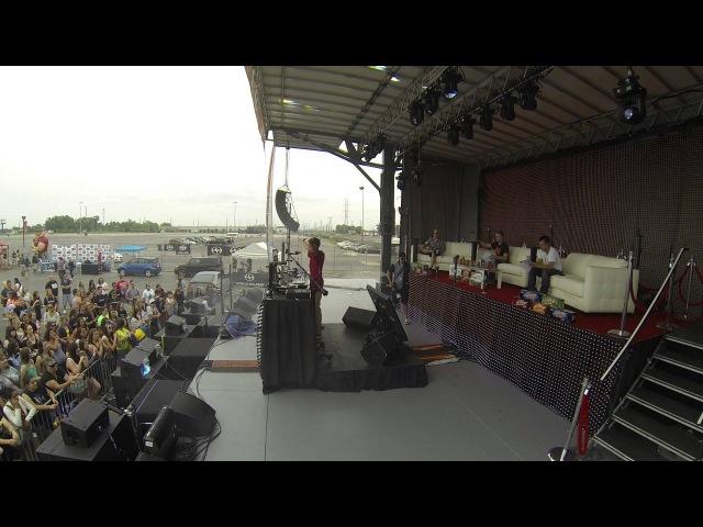 BOOM DJ Battle 2013 - DJ Trippz Semi-Finals Live Set - 14-17 Division