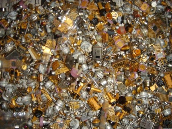 Куплю микросхемы, конденсаторы