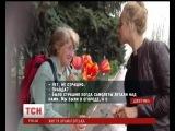 Очередной перл от теле анала ТСН : В Краматорске школы украшают украинские трезубцы, а заборы и остановки - надписи