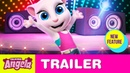 🤩 Talking Angela's Dance Show - NEW GAME FEATURE (Official Trailer)