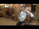 Артист уровня дзен! Армянский виртуоз-барабанщик музыка, ритмы, дхол