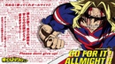 Boku no Hero Academia Season 3 OST All Might vs All For One『僕のヒーローアカデミア 3rdシーズン』