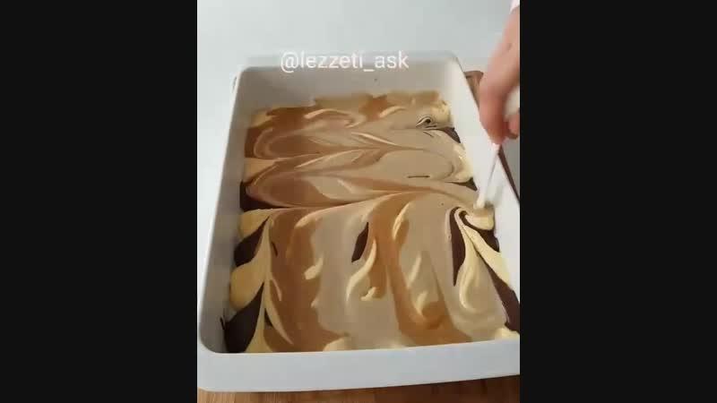 Кекс с кунжутным маслом