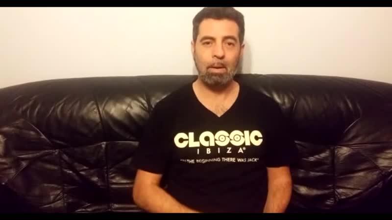 25.01.19 «Видеообращение Iñaky Garcia (IbizaSpain)»