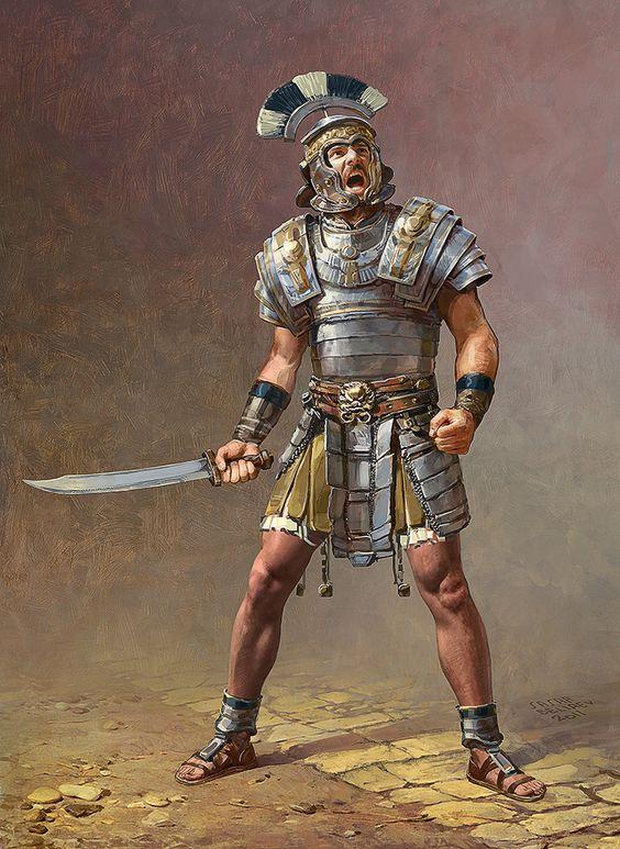 как жили люди в древнем риме