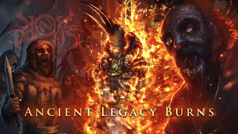 Nox Doloris - Ancient Legacy Burns [Bandplay video]