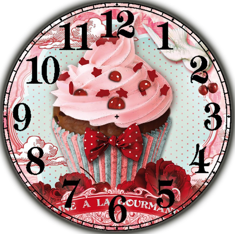 Altered clock on pinterest tim holtz clock and assemblages - Reloj pared vintage ...