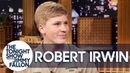 Robert Irwin Shares Details About the Irwin Family's Animal Planet Show