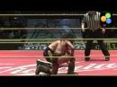 CMLL El Barbaro Cavernario vs Hechicero En Busca de un Idolo 2014 Second Round Match 30 05 2014