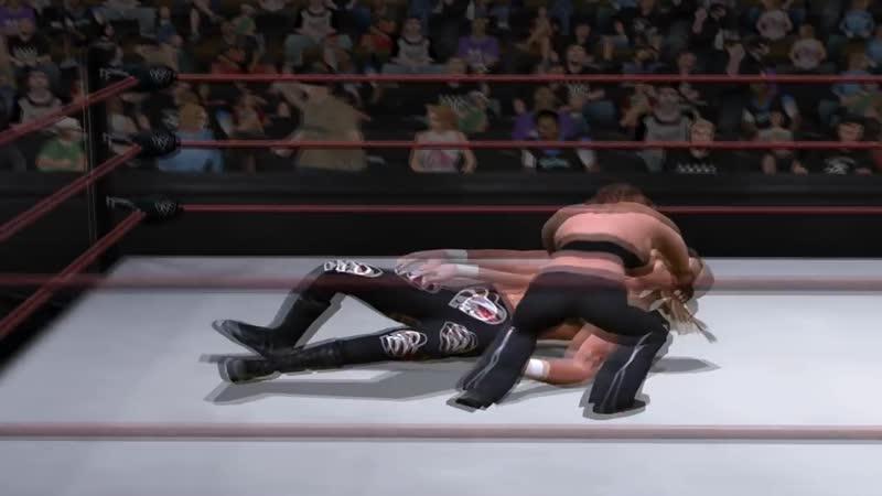 WWE Smackdown vs Raw Lita Season Mode Part 4