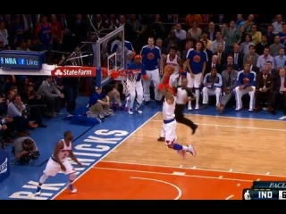 Kenyon Martin MONSTER Dunk vs Pacers in Game 2