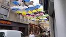Vesoul шербургские зонтики . Нормандия, Франции. Швейцарцы