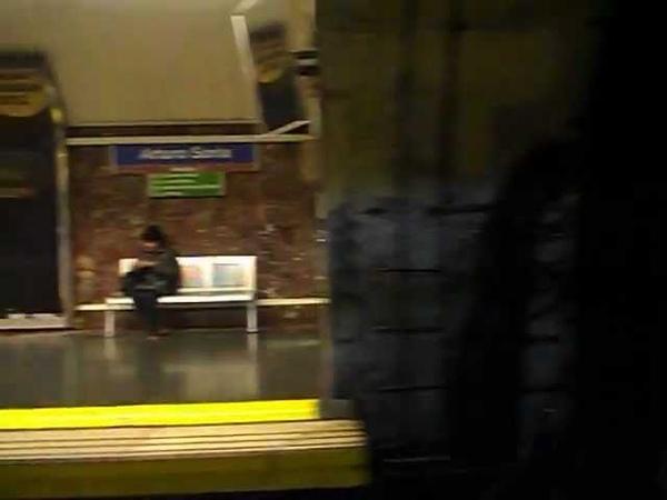 Metro de Madrid - Línea 4 - Avenida de la Paz - Arturo Soria
