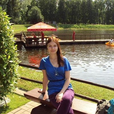 Анастасия Чижова, 25 октября 1990, Вологда, id89010980