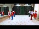 Коллектив Ритмическая шкатулка - танец Московская кадриль