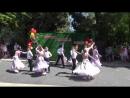 День зашиты детей 2018 город Бричаны Молдавия 16 часть