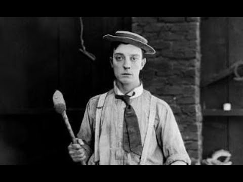 The Blacksmith (Full) - El Herrero (1922) Buster Keaton HD Film