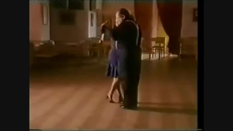 [Asi se baila milonga] - Pepito Avellaneda - Clase 6 Corridita combinata