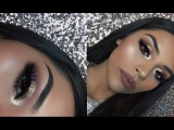 New Years Glam Makeup Tutorial  Sarahy Delarosa