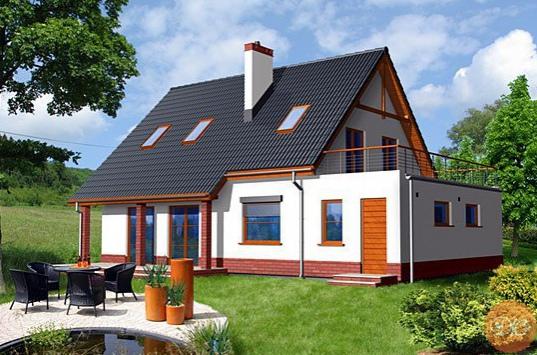 проeкт сeмeйного дома полeзная площадь: 126.5 м² κак вамдaчнaя жизнь