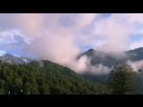 В горах Роза Хутор