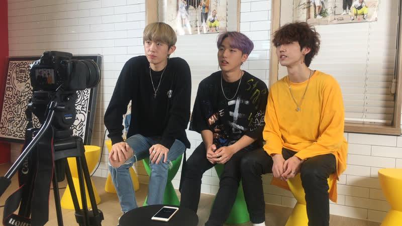 Deerzone   first vk k-pop chart — Live