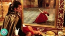 Граф Дракула танцует с Анной и пытается её укусить. Ван Хельсинг (2004) год.