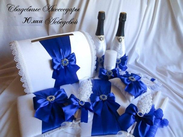 Свадебные аксессуары для свадьбы своими руками
