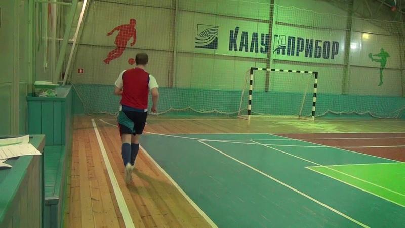 ФК Золотая бочка ФК Агонь 2 тайм