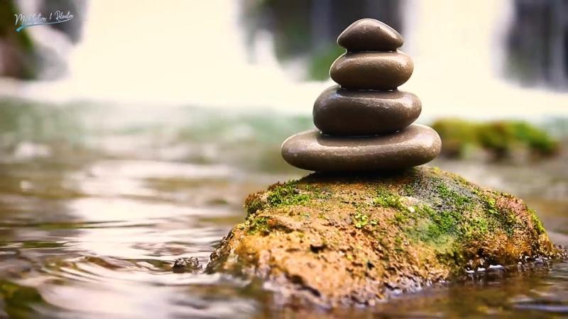 Reiki Music - Healing River, Zen Music Meditation, Yoga, SPA