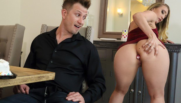 Brazzers - Anal Surprise Party