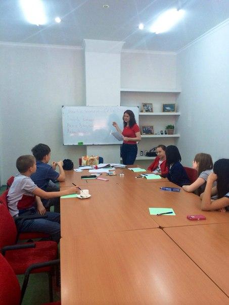 Летний языковой лагерь Алматы