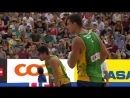 2-й полуфинал Saymon Barbosa Santos Alvaro Morais Filho - Bartosz Losiak Piotr Kantor