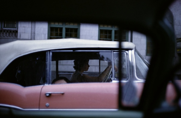 Инге Морат Уличная фотография. 1950-1960 гг.