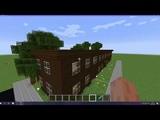 Русский город в Minecraft - 1 - Начало