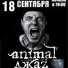 Animal ДжаZ в Тюмени!!! 18 сентября