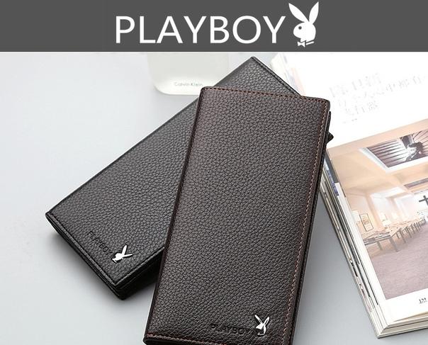 Мужской кошелек Playboy