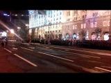 Ночная репетиция Девчонки барабанщицы жгут 20.08.2014