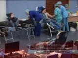 Сдача крови курсантами ЦПП ГУ МВД России по Самарской области