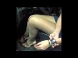 # 40 Legs in Nylon Pantyhose, Ноги в колготках из нейлона