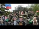 Славянск, 09.05.2014, центральная площадь 6, танки 2