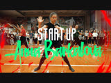 Start Up'2018 the 1st Contemporary class by Anna Barkalova Selections iD Dance Studio