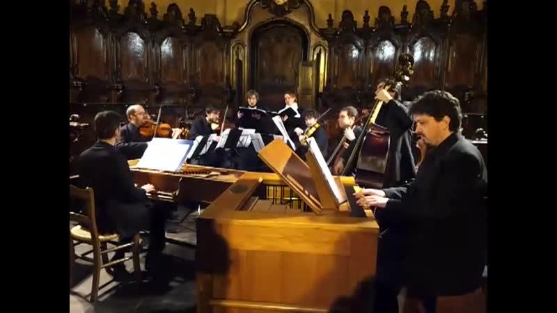 1083 J. S. Bach G. B. Pergolesi - Tilge, Höchster, meine Sünden (Psalm 51) Stabat Mater - L Ensemble Armoniosa