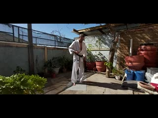 Kyokushin karate home training 2