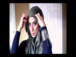 Hijab Style Inspired by Hana T 2