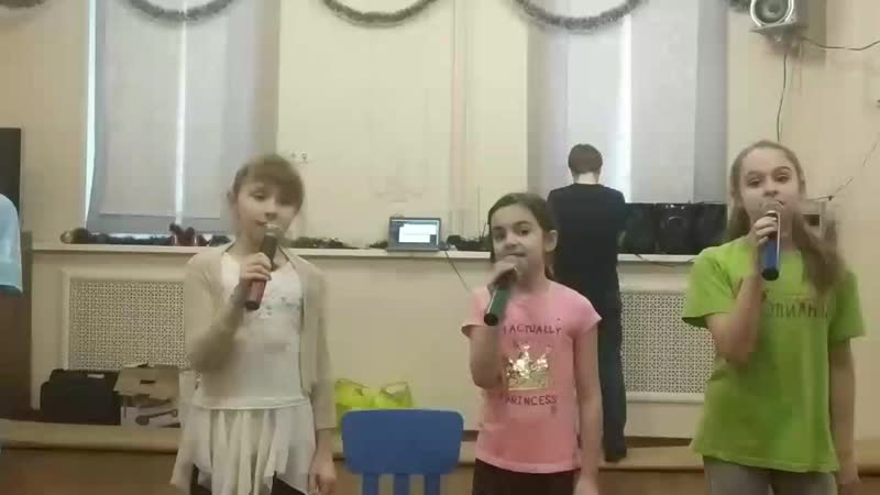 пробуем 3- х голосие) рабочий процесс)